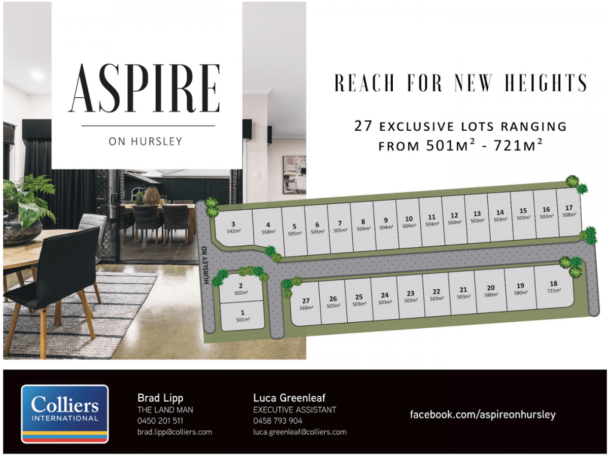 ASPIRE on Hursley Estate Toowoomba