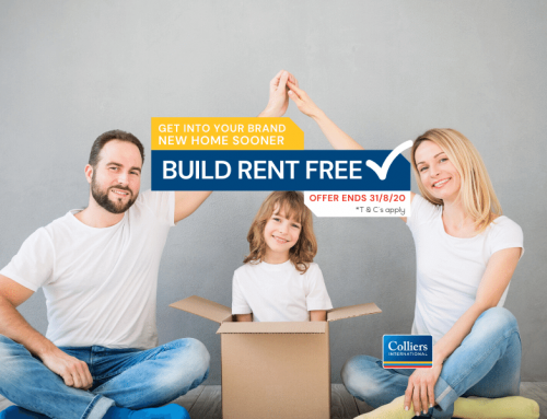 Build Rent Free Promotion launched!