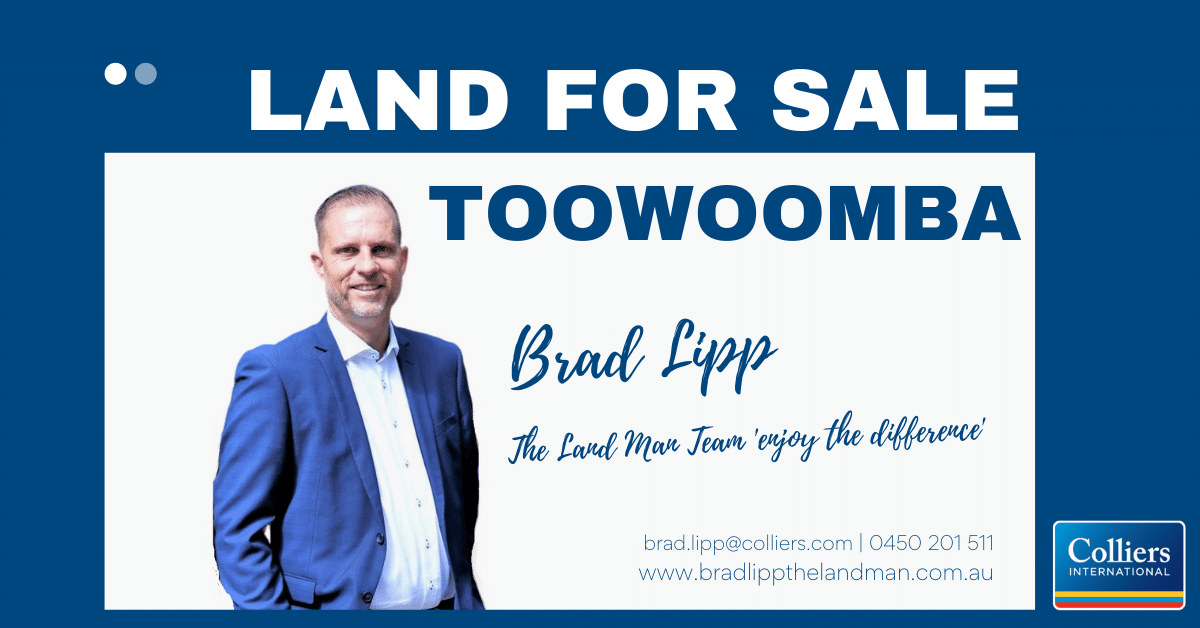 Land for Sale in Toowoomba