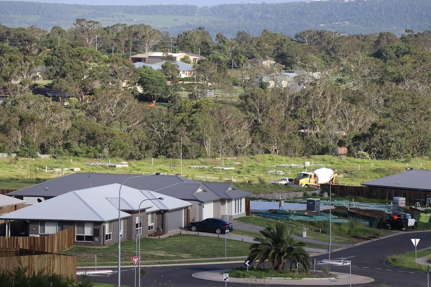 Land Size Toowoomba