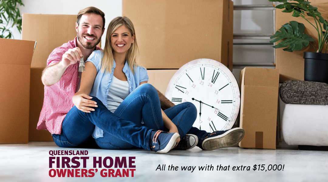 First Home Owners' Grant Toowoomba