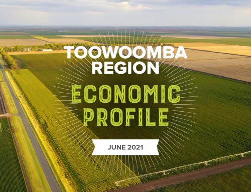 The rise and rise of Toowoomba Region